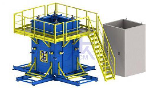 Форма для лифтовых шахт